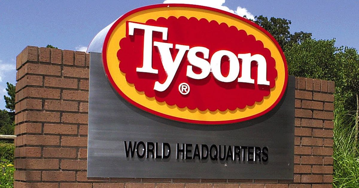 Tyson stock options