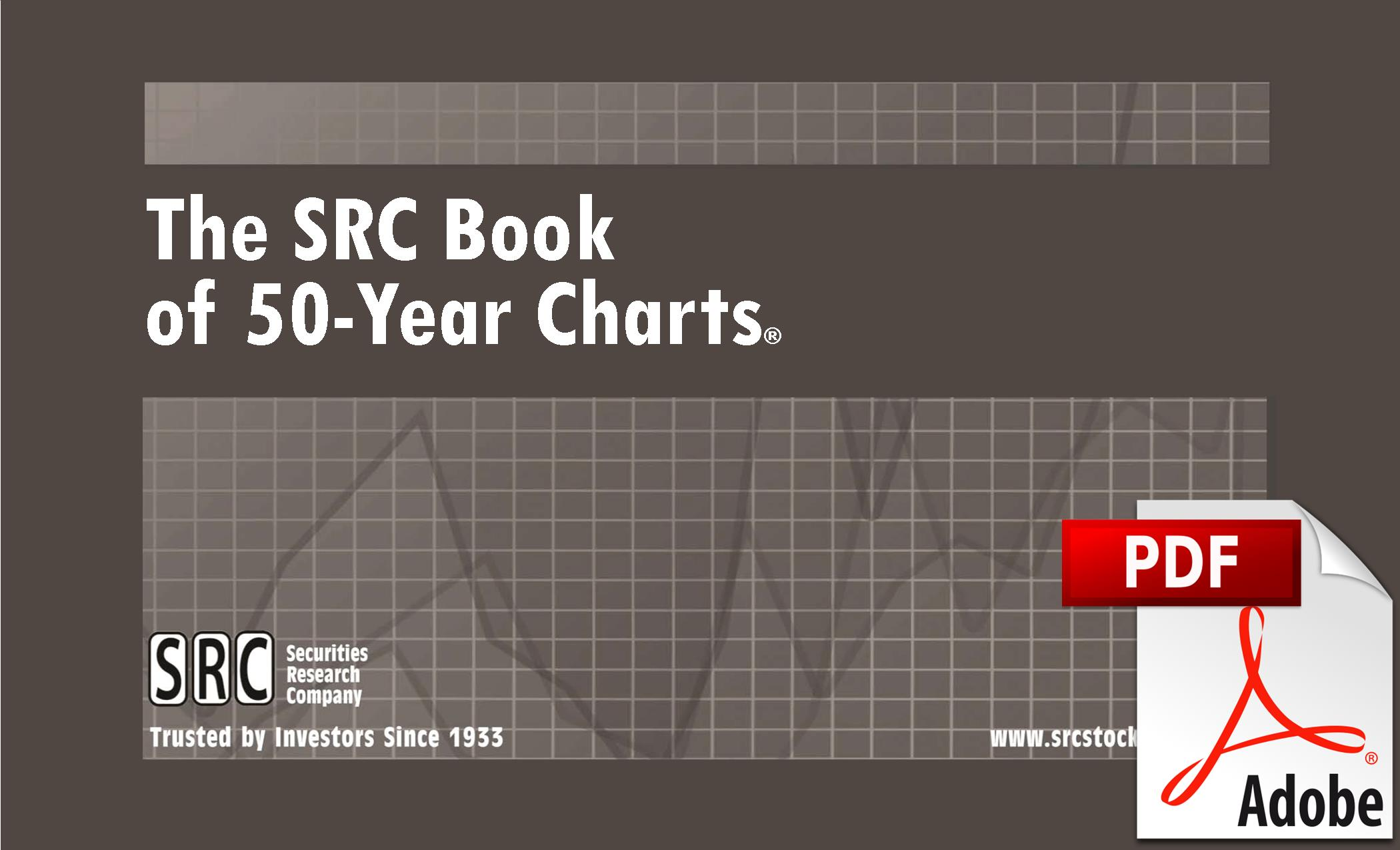 2016 Ebook Of 50year Charts